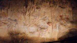 Visite Guidée de la Grottes de Cougnac , Village du paillé, sortie organisé tout les jeudi de l année y compris lorsque la grotte est fermé au public
