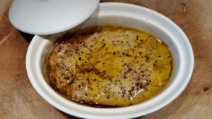 Atelier Terrine foie gras mi-cuit