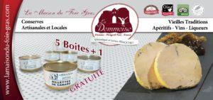 Code promo maison du foie gras domme domaine du paillé