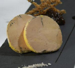 Foie gras au torchon Village du paillé