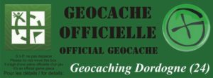 Geocaching Dordogne
