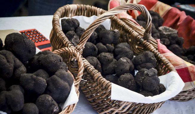 Jours de Marchés Dordogne au truffes