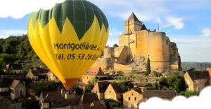 Montgolfière Dordogne Périgord