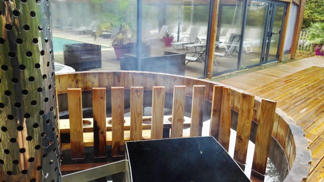 location gite sarlat avec piscine en dordogne dans p rigord noir. Black Bedroom Furniture Sets. Home Design Ideas