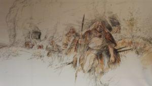 maison du piage : l'Homme de Neandertal
