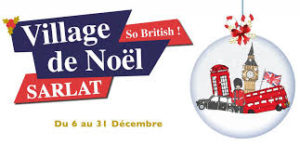 MARCHE NOEL SARLAT ANGLAIS