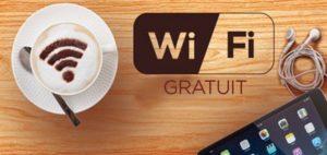 café wifi offert village du paillé
