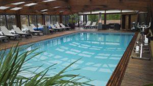 vacances Dordogne piscine chauffée avec spa sauna