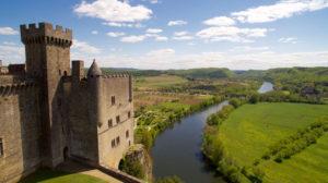 Château de Beynac et cazenac Dordogne