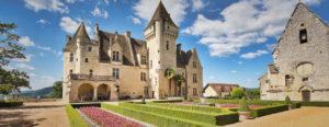 château des Milandes vallée Dordogne