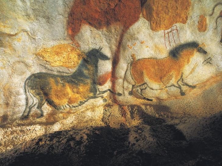 grottes lascaux préhistoire Dordogne